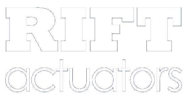 Rift Actuators White